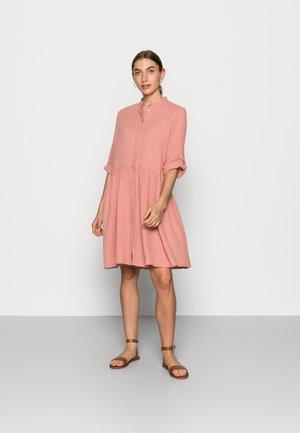 ALBANA - Shirt dress - rosebud