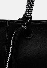 TOM TAILOR - MALENA - Handbag - black - 4