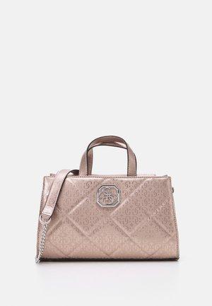 HANDBAG DILLA SOCIETY SATCHEL - Handbag - rose gold coloured