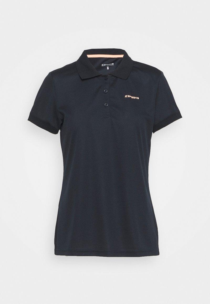 Icepeak - BAYARD - Polo shirt - dark blue