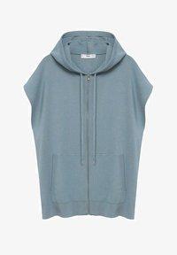 Mango - OLIVER - Waistcoat - blau - 5