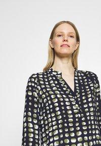Emily van den Bergh - Blouse - navy/khaki - 3