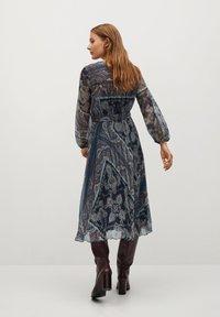 Mango - DESIRE - Day dress - dunkles marineblau - 2