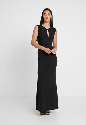 MAXI DRESS - Galajurk - black