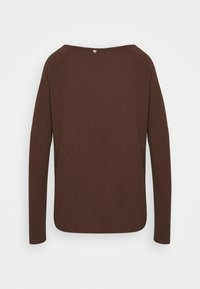 Rich & Royal - Long sleeved top - espresso - 1