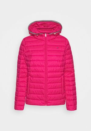 ESSENTIAL - Down jacket - ruby jewel