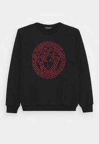 Versace - FELPA UNISEX - Sweatshirt - nero - 0