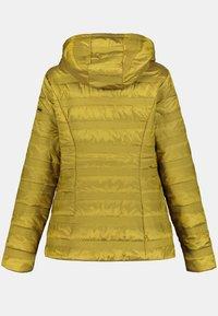 GINA LAURA - Light jacket - helles gelbgrün - 4