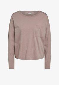 SET - Basic T-shirt - rose - 4