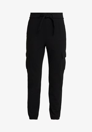 ONLPOPTRASH  - Cargo trousers - black