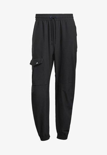 M PT - Pantaloni sportivi - black