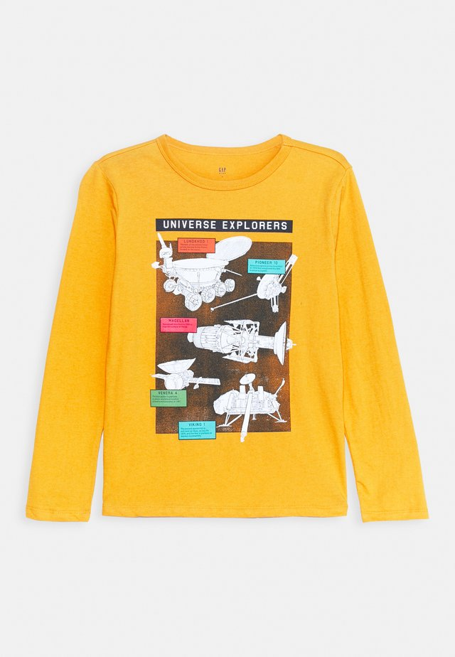BOY GRAPHICS - Longsleeve - rugby gold