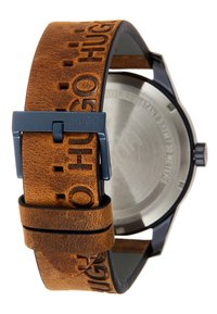 HUGO - DISCOVER - Watch - brown - 2