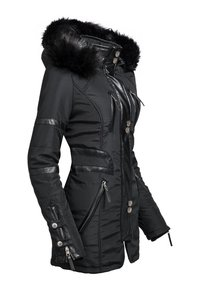 Navahoo - MOON - Winter coat - black - 2