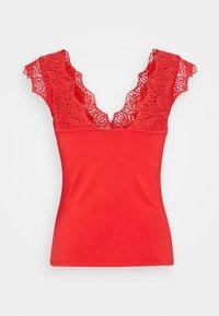 Morgan - DENO - Print T-shirt - red - 1