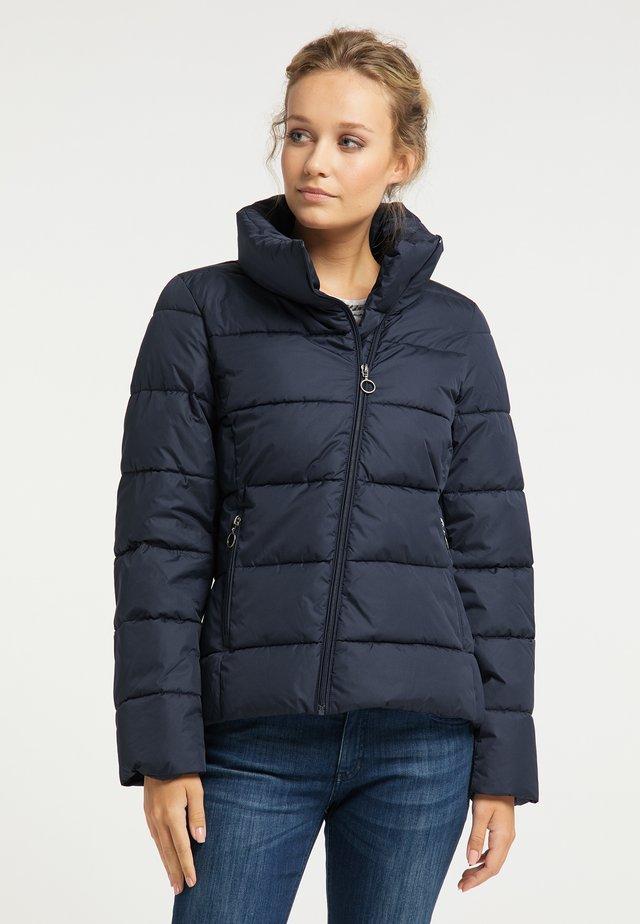 Winter jacket - marine