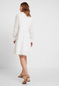 YAS - YASHOLI - Day dress - star white - 2