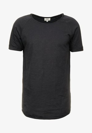 KAS TEE - Basic T-shirt - black
