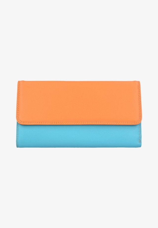 TRI-FOLD - Wallet - orange