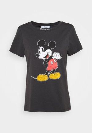 ONLMINNIE CLASSIC - Print T-shirt - phantom