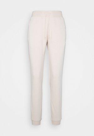 Teplákové kalhoty - desert dust