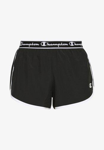 SHORTS - Pantaloncini sportivi - black/white