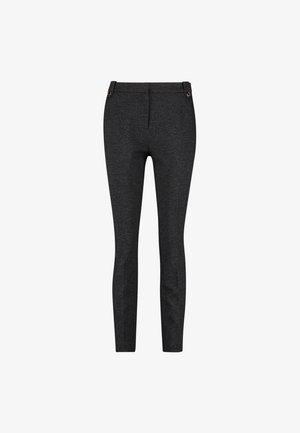 SOLLOS VIS - Leggings - Trousers - grey melange