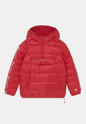 HOODED UNISEX - Veste d'hiver - red