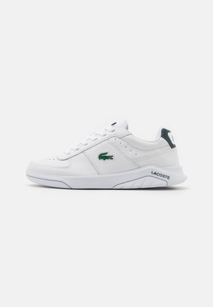 GAME ADVANCE - Tenisky - white/dark green