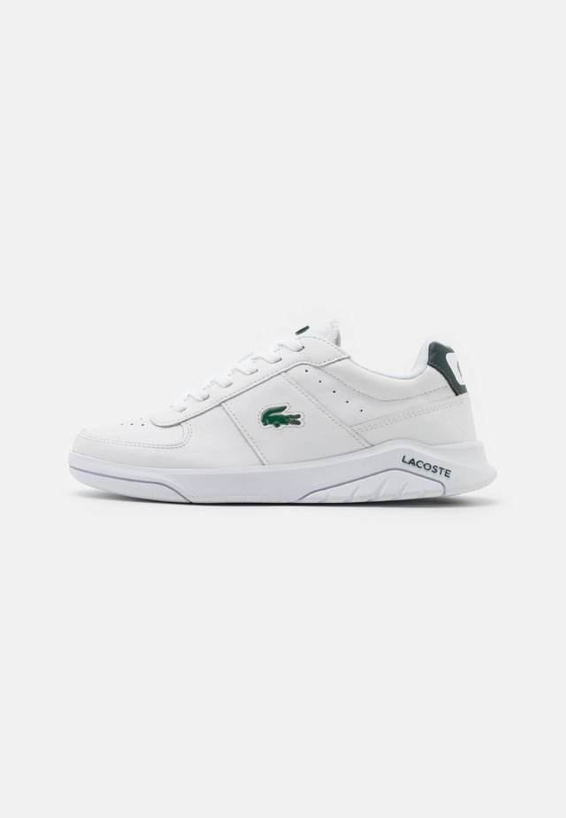 GAME ADVANCE - Sneakers basse - white/dark green
