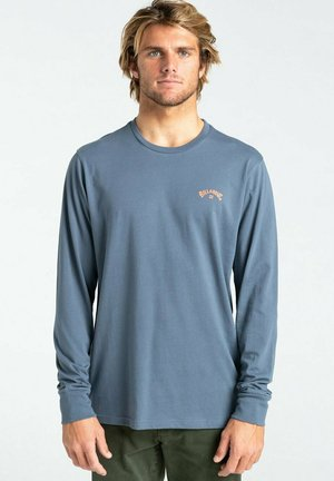 ARCH WAVE  - Print T-shirt - slate blue