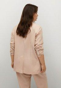 Violeta by Mango - Short coat - pastellrosa - 0