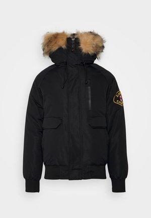 ABELLI TECH - Zimska jakna - black