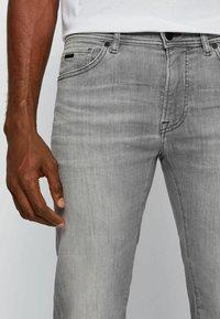 BOSS - Slim fit jeans - light grey - 3