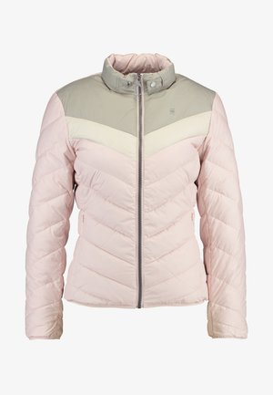 ALASKA DOWN - Gewatteerde jas - light pink