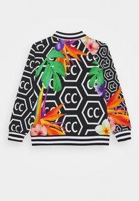Carlo Colucci - BLOUSON UNISEX - Zip-up sweatshirt - black - 1