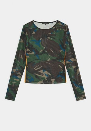 DRISSA - Long sleeved top - khaki