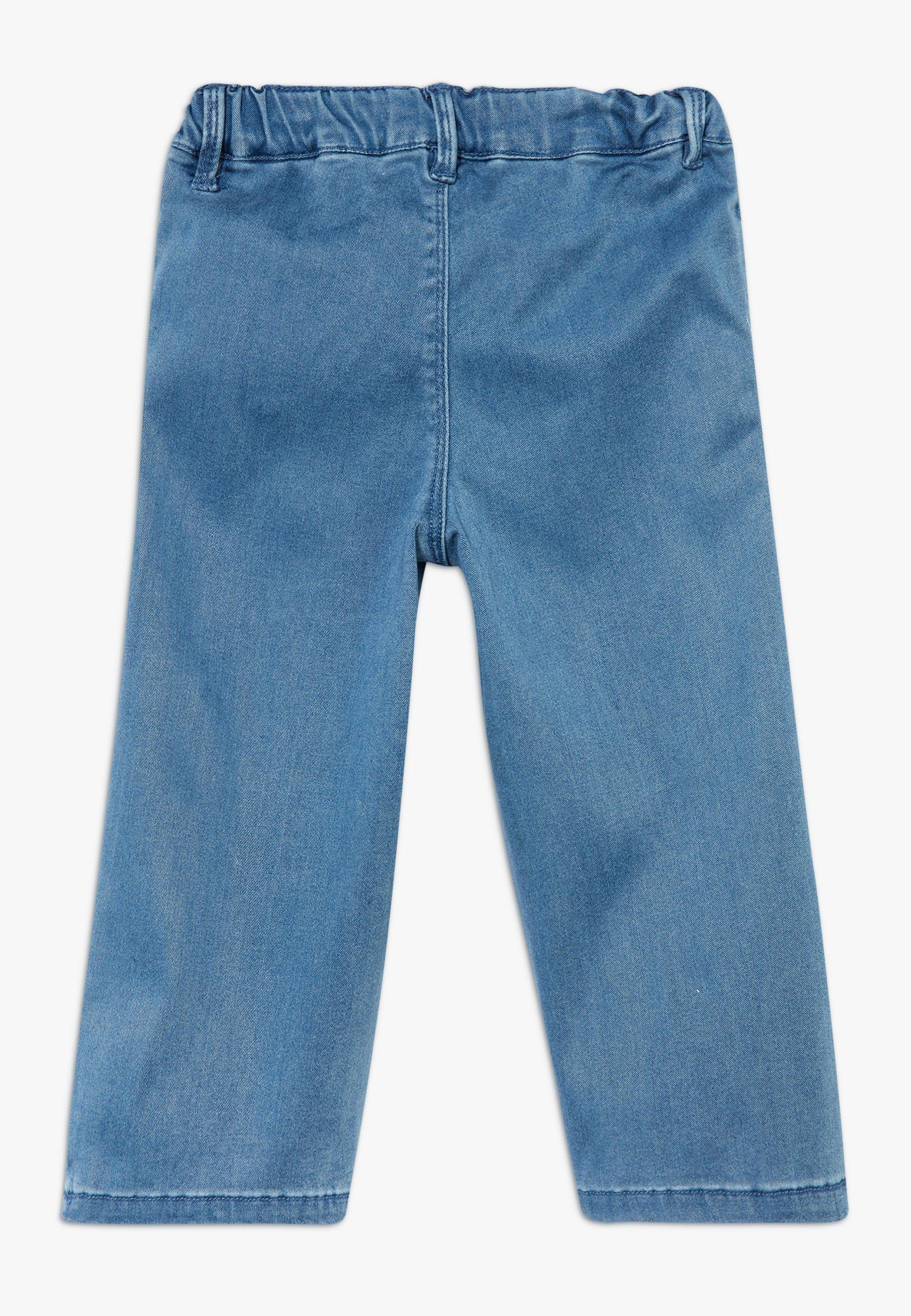 Kinder NMFRITT WIDE  - Jeans Straight Leg