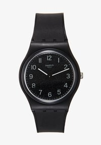 Swatch - LICO-GUM - Hodinky - black - 0