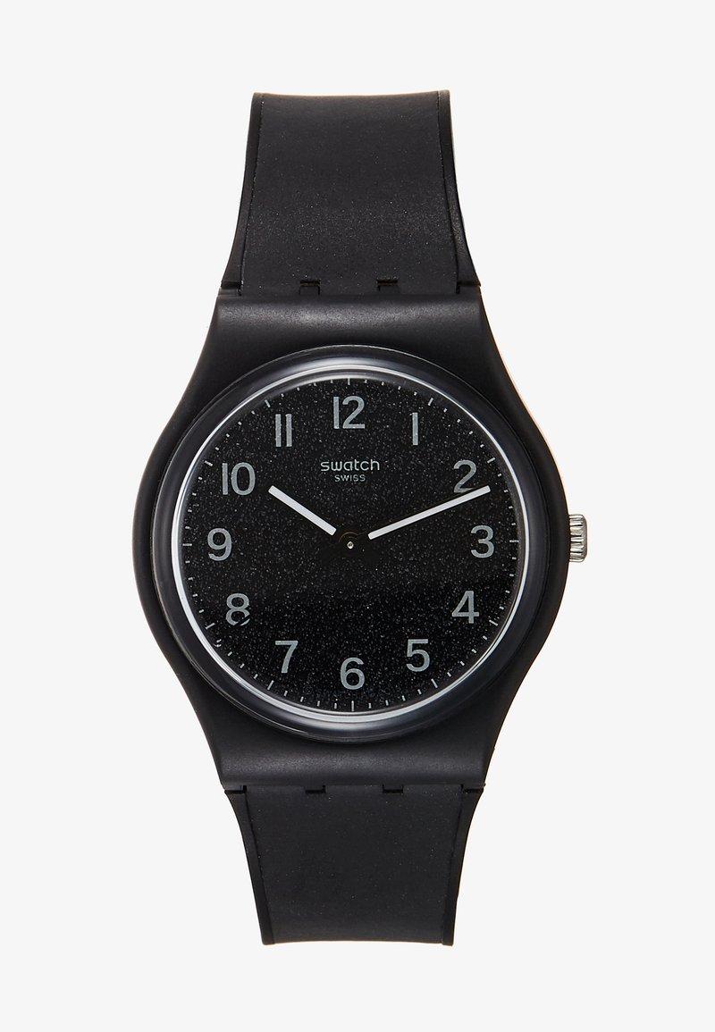 Swatch - LICO-GUM - Hodinky - black