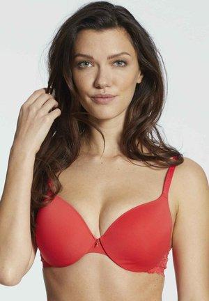 Underwired bra - aphrodite red