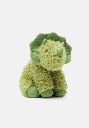 CURVIE DINO UNISEX - Cuddly toy - green