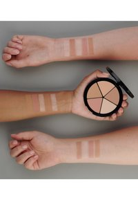 IsaDora - FACE WHEEL ALL-IN-ONE - Face palette - - - 1