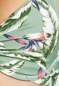 Esprit - PANAMA BEACH - Bikini top - light khaki - 4