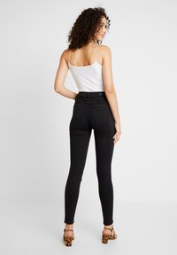 Lee - SCARLETT HIGH BODY OPTIX - Jeans Skinny Fit - la scrape - 2
