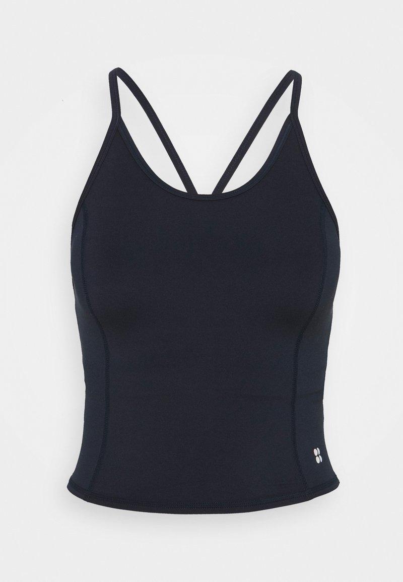 Sweaty Betty - ALL DAY  - Top - navy blue