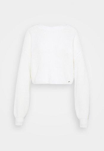 EASY CREW - Jumper - white
