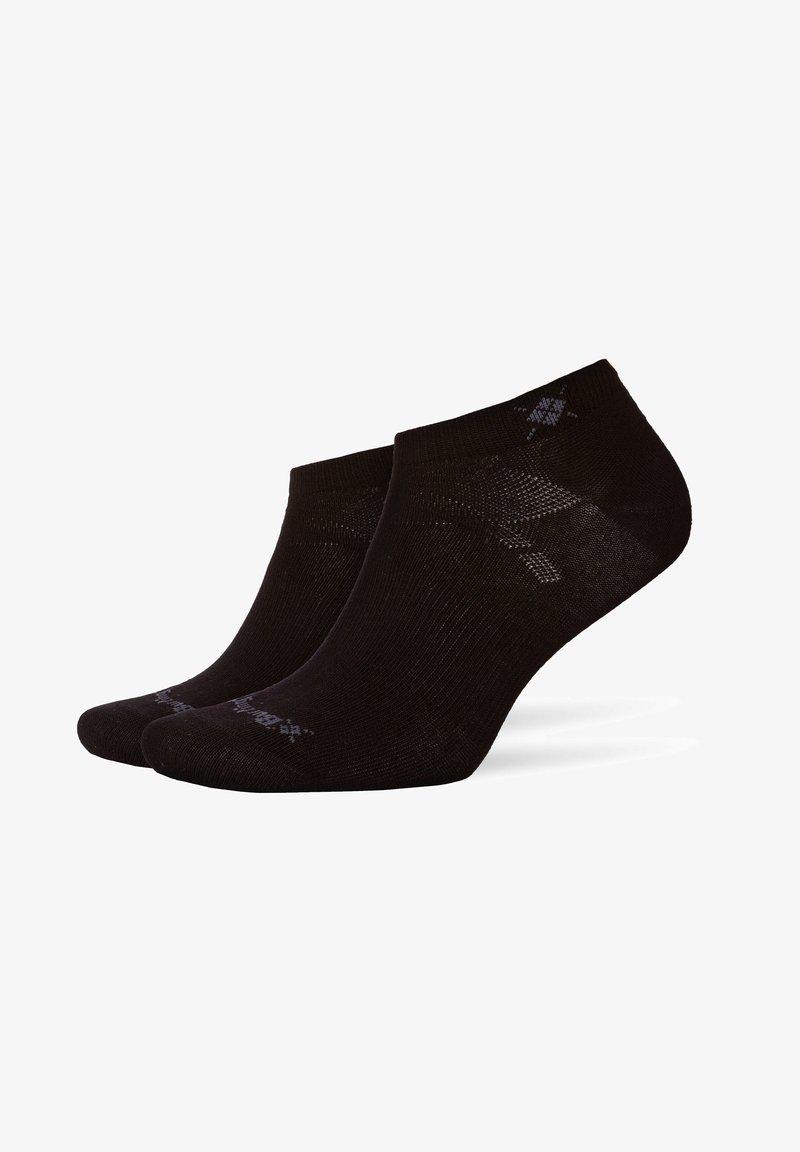 Burlington - 2-PACK - Socks - black (3000)