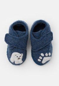 Nanga - POLAR BEAR UNISEX - Slippers - blau - 3