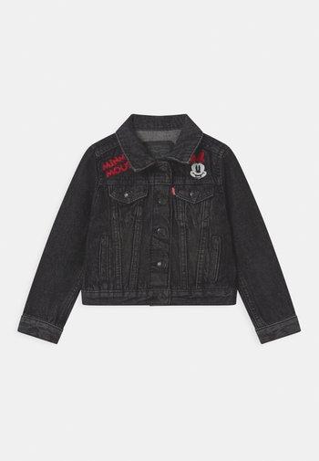 MICKEY MOUSE TRUCKER - Denim jacket - skyler
